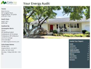 HomeAudit_SavingsRoadmap